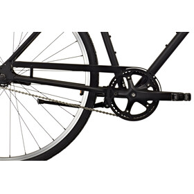Electra Loft 1 kaupunkipyörä Men's , musta